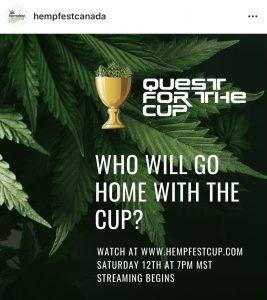 2020 Hempfest Calgary Cannabis Cup