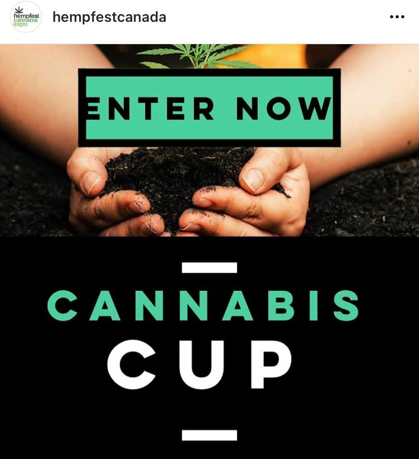 2021 Hempfest Calgary Cannabis Cup